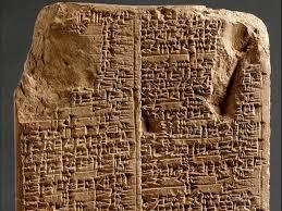 imagesEL ORIEGEN DE LA ESCRITURA Textos sumerios