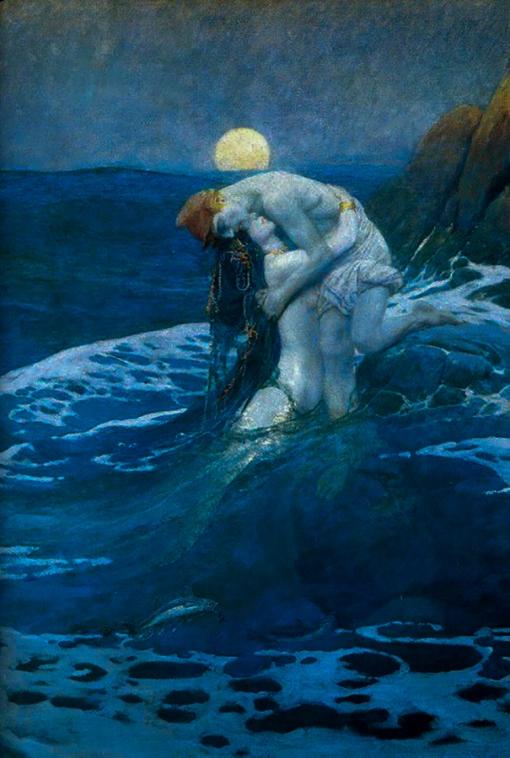 La sirena Howard Pyle781fa50430c2bcdf6d483aa57c23a2be