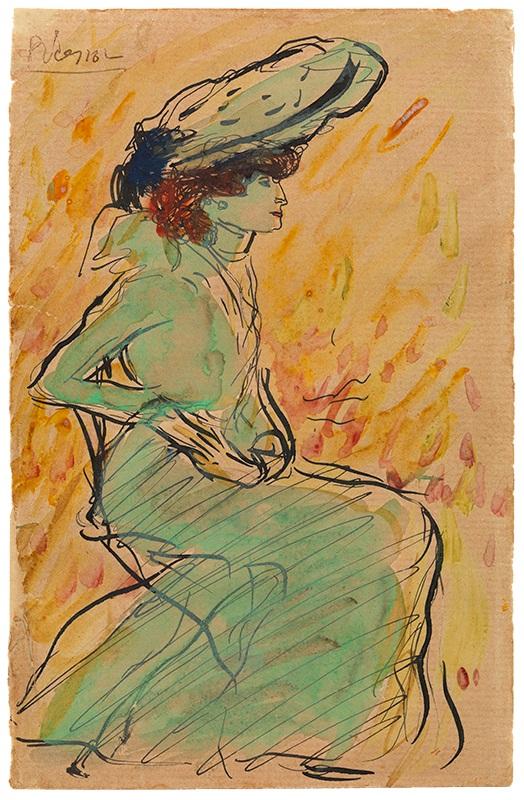 Picasso 1901 MPB_004.775